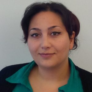 Farnaz Daynouri-Pancino - Committee Co-Chair